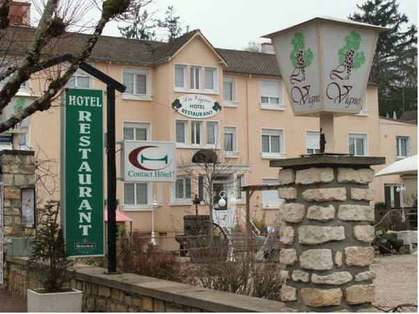 Hôtel la Vigne