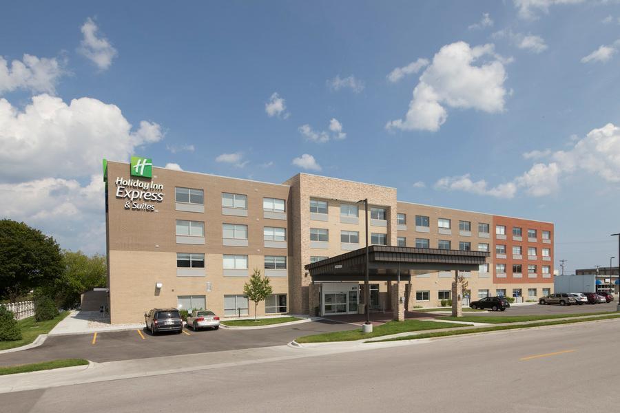 Holiday Inn Express and Suites Kalamazoo West, Kalamazoo