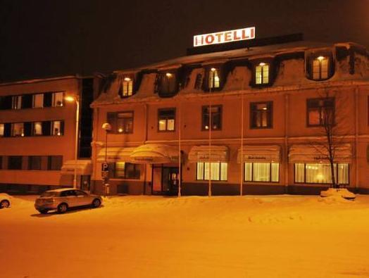 Hotelli Iisalmen Seurahuone, North Savonia