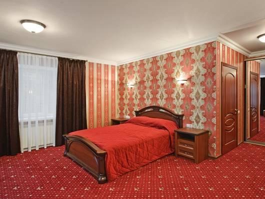 Hotel Nostalgie, Saratovskiy rayon