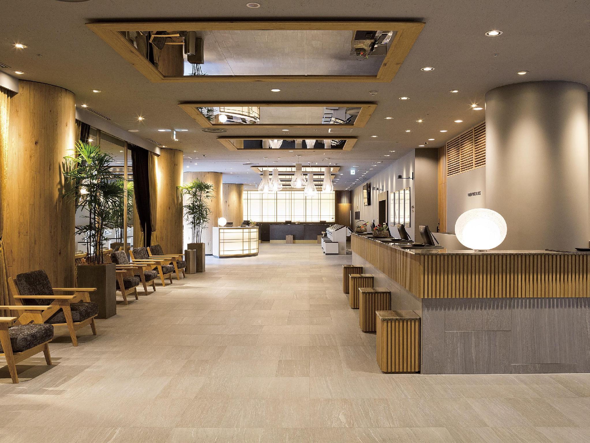 Shinjuku Washington Hotel - Main Building, Nakano