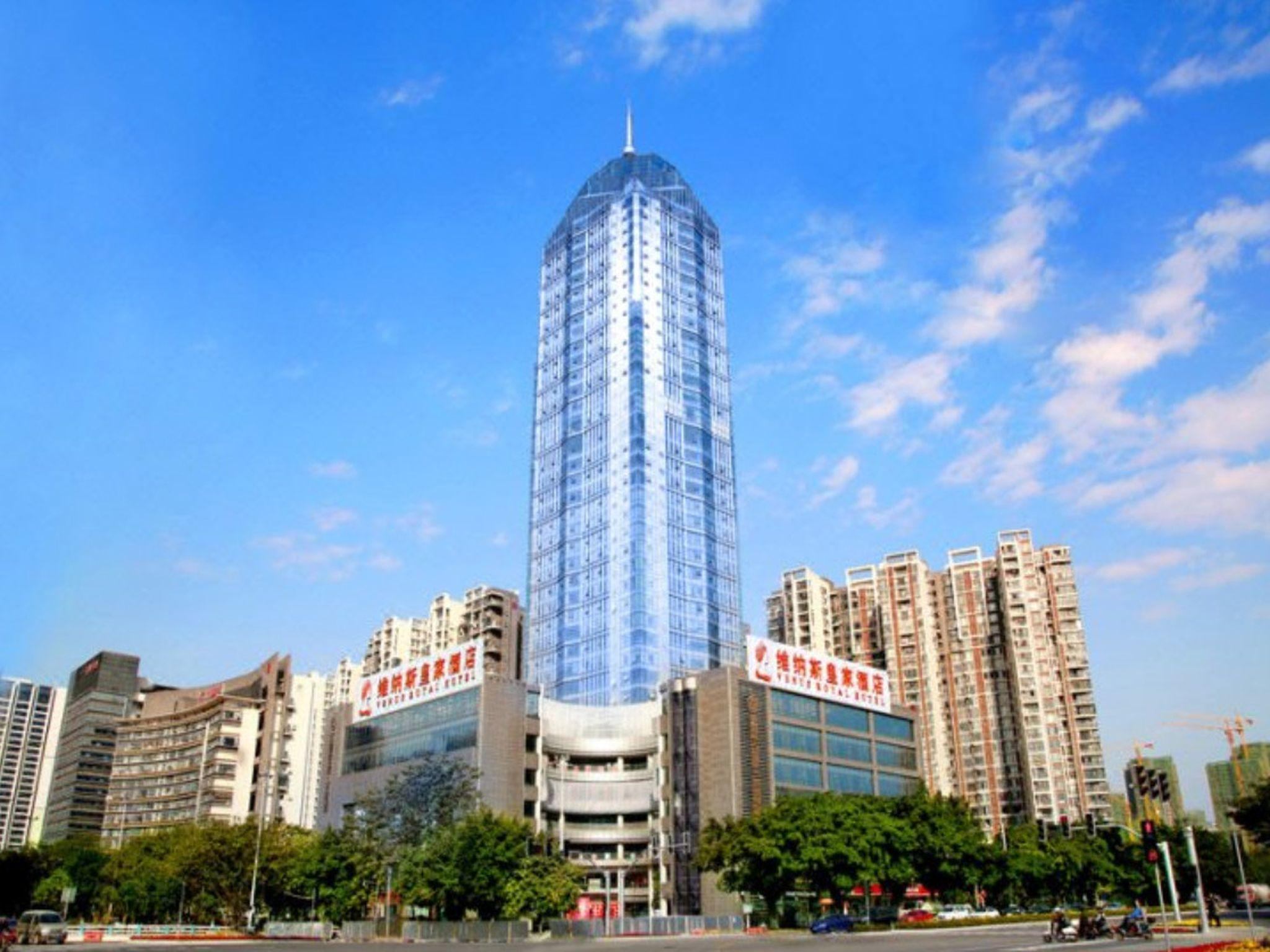 Venus Royal Hotel Liuzhou Lehe City Branch, Liuzhou