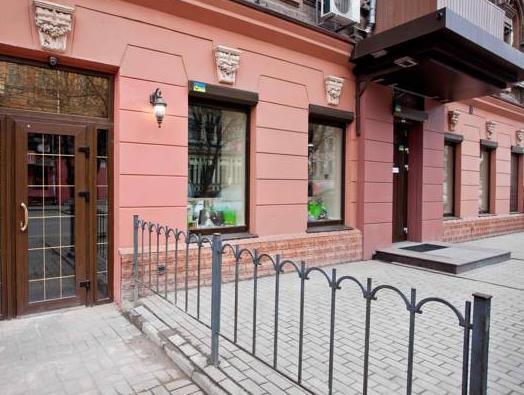 Hotel Litera, Dnipropetrovs'ka
