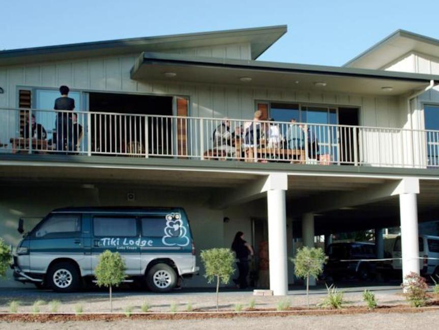 Tiki Lodge, Taupo