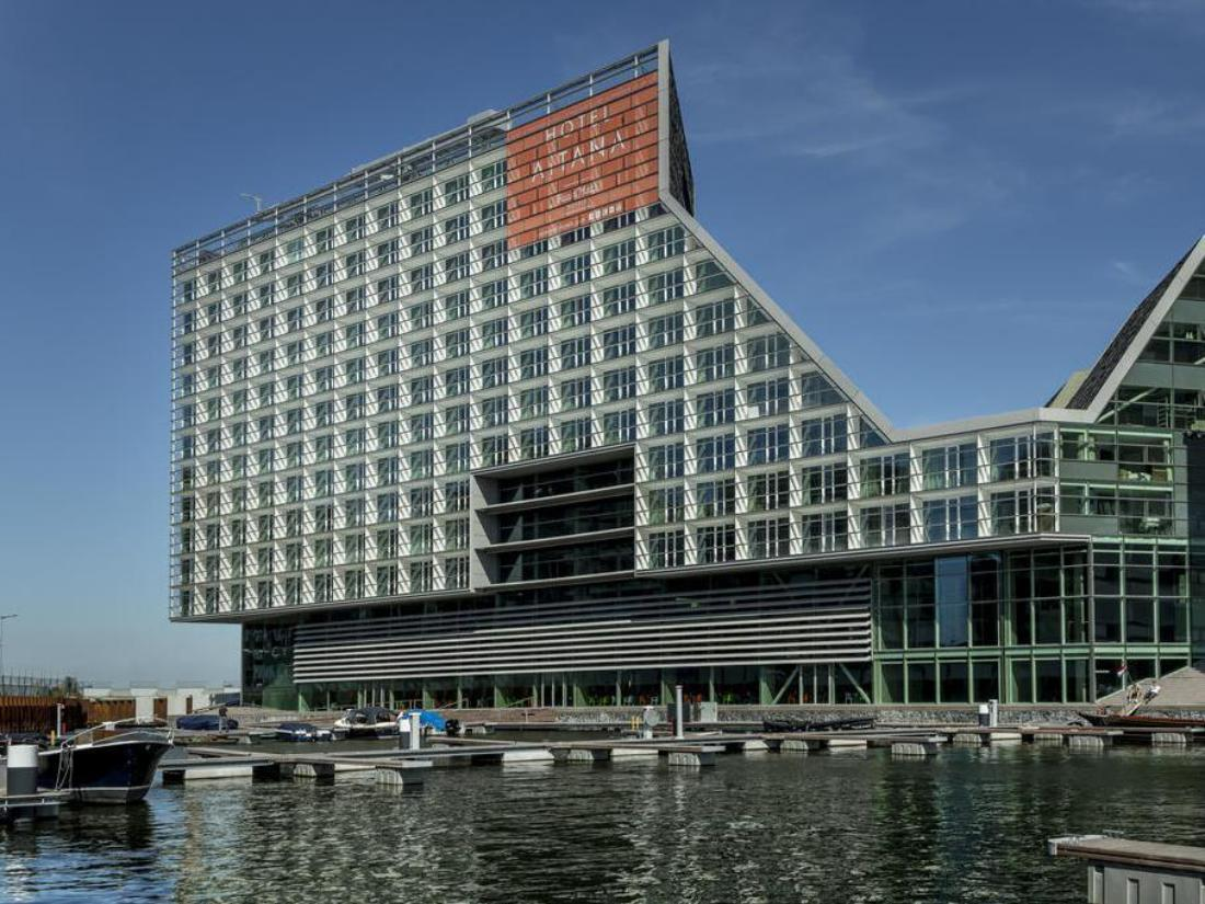 Room mate aitana hotel amsterdam netherlands for Room mate amsterdam