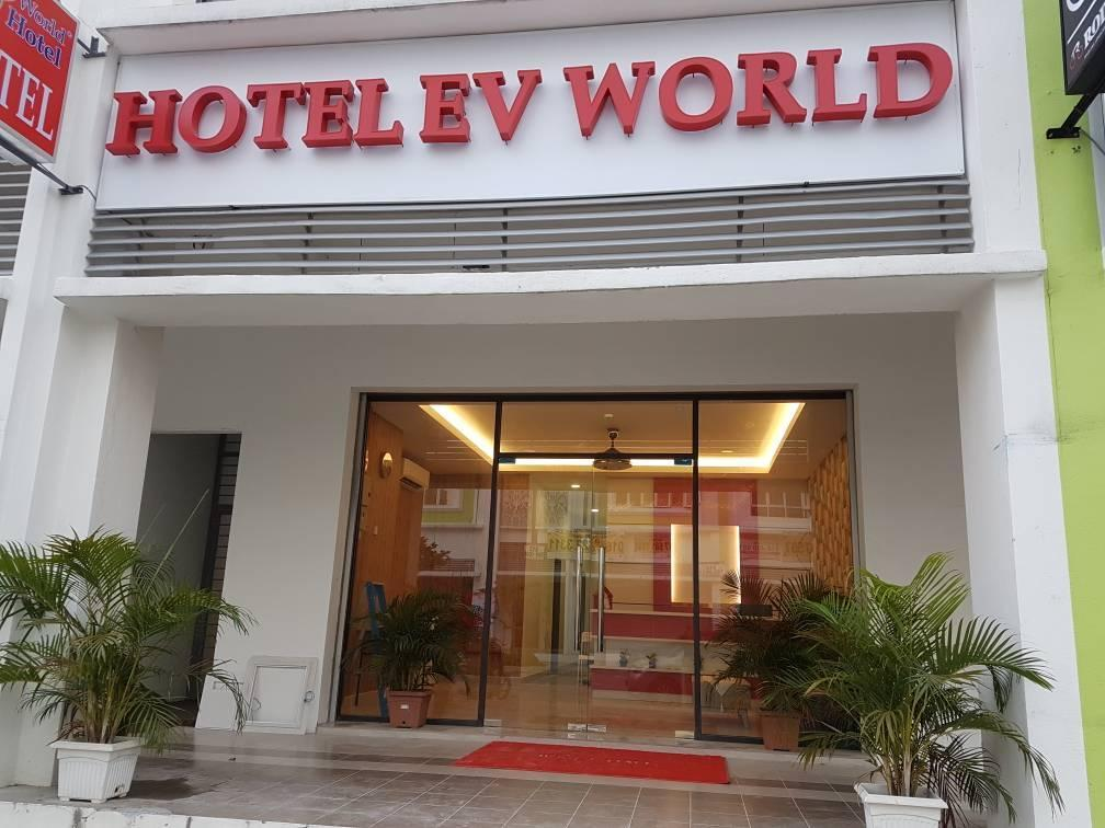 EV World Hotel Putrajaya, Kuala Lumpur