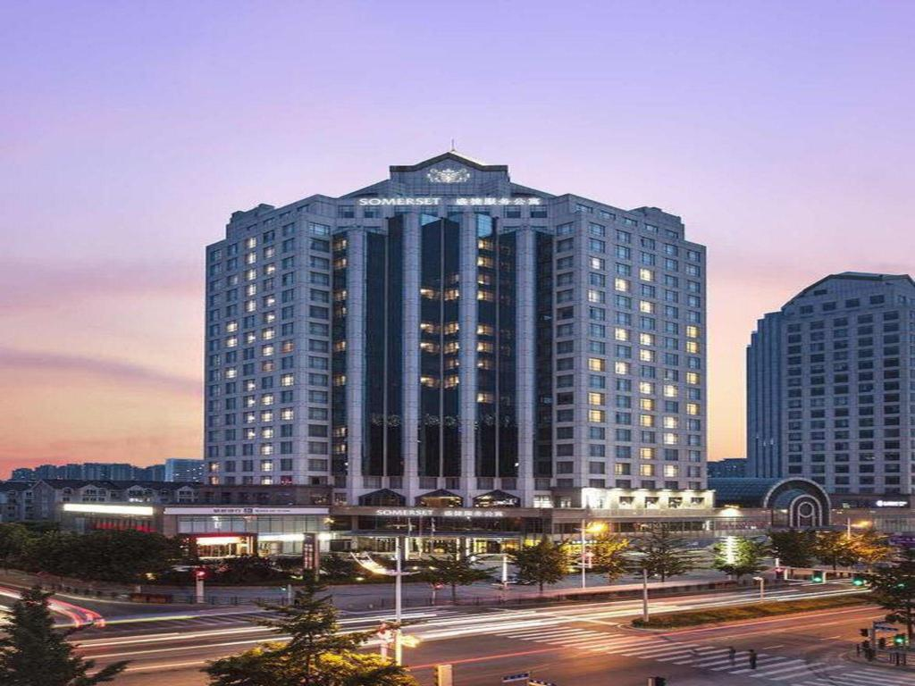 Best Price On Somerset Grand Central Dalian In Dalian