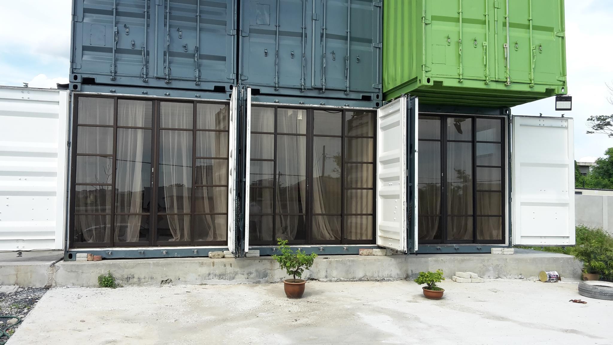 Container Homestay, Kuala Lumpur