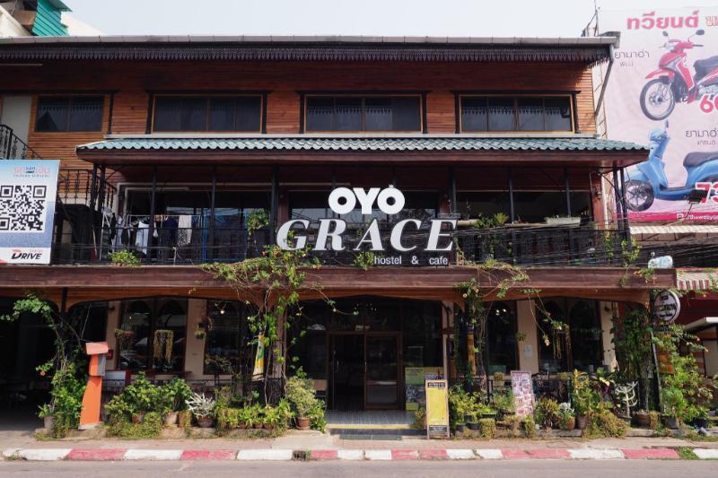 OYO718格雷斯青年旅館