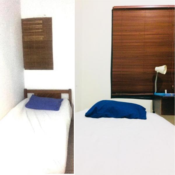 巴刹明古的1臥室獨棟住宅 - 150平方公尺/2間專用衛浴