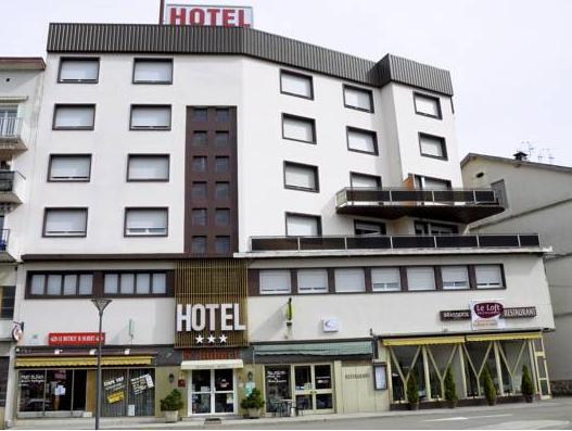 Hotel Saint-Hubert, Jura