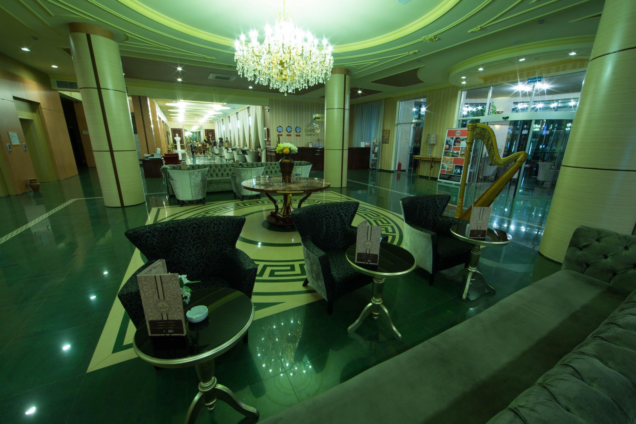 Qafqaz Resort Hotel, Qəbələ