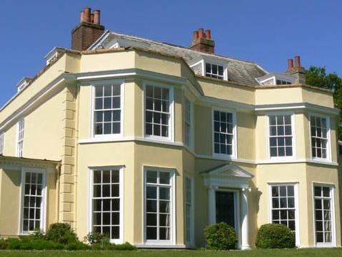 Holbecks House, Suffolk