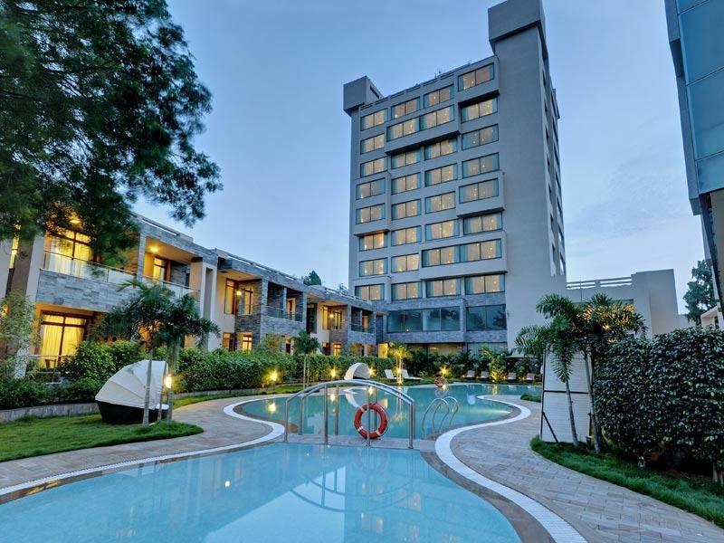 Boulevard9 Resort and Spa, Kheda