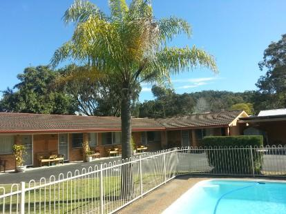Central Coast Motel, Wyong - South and West