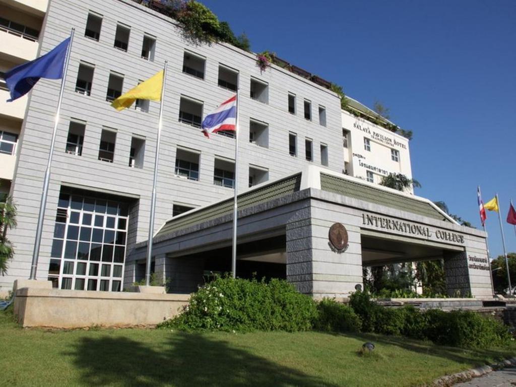 サラヤ パビリオン ホテル1