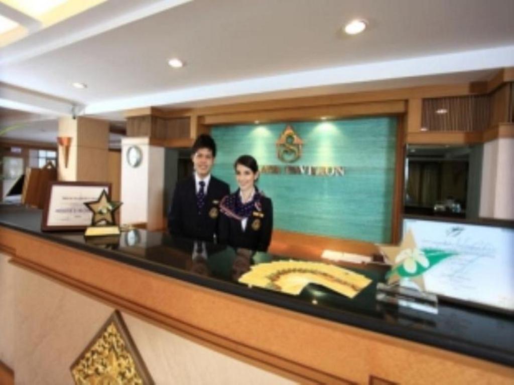 サラヤ パビリオン ホテル8