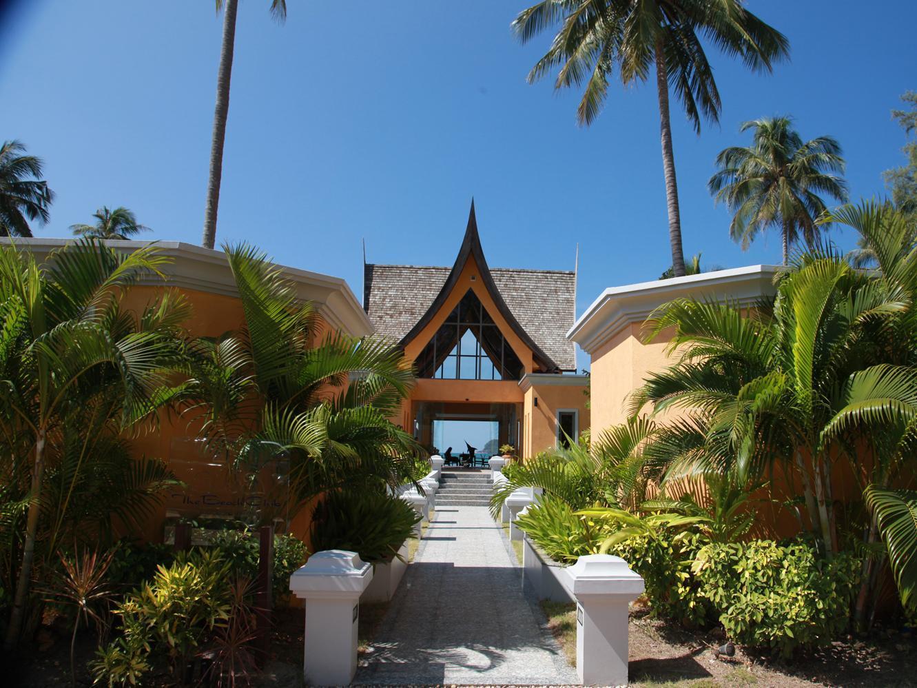 Beach Island Villa, K. Ko Chang