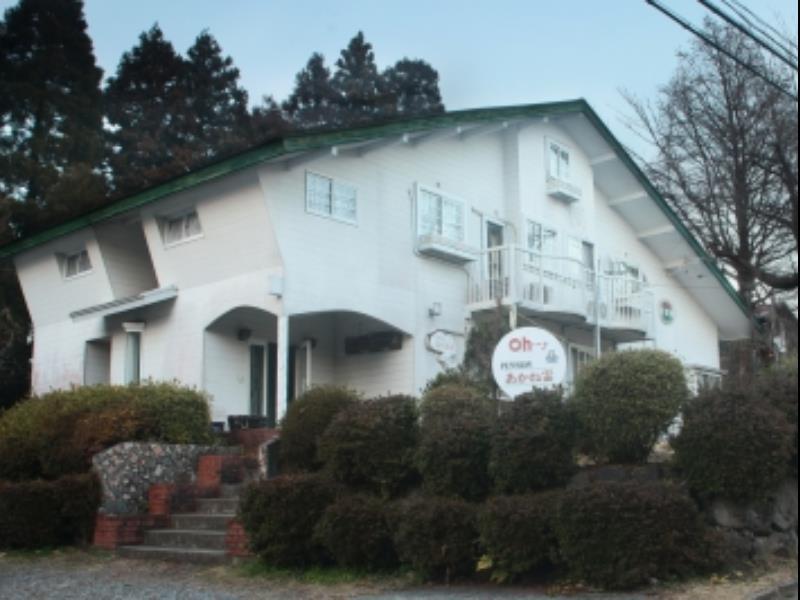Pension Akanegumo, Minamiaso