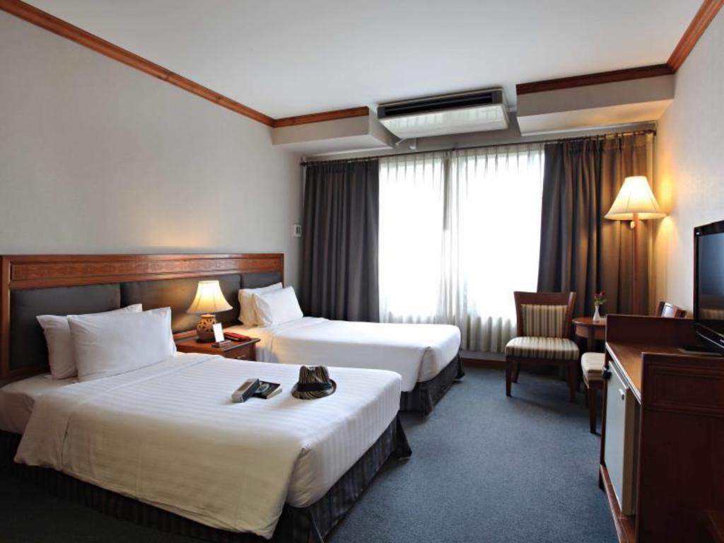トーサン ウボン ホテル17
