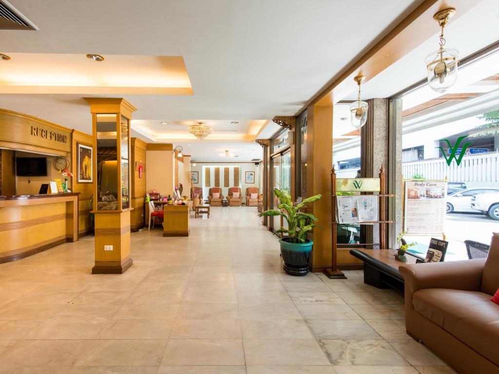 ウォール ストリート イン ホテル2