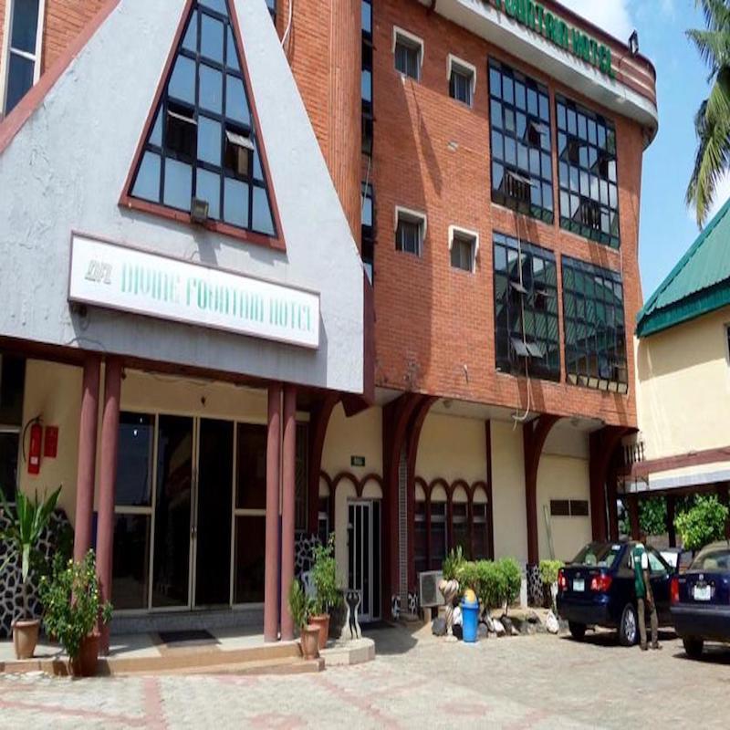 Divine Fountain Hotel Ajao, Oshodi/Isolo