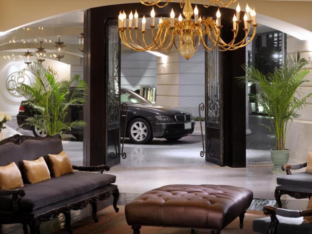 ルブア アット ステイトタワー ホテル5