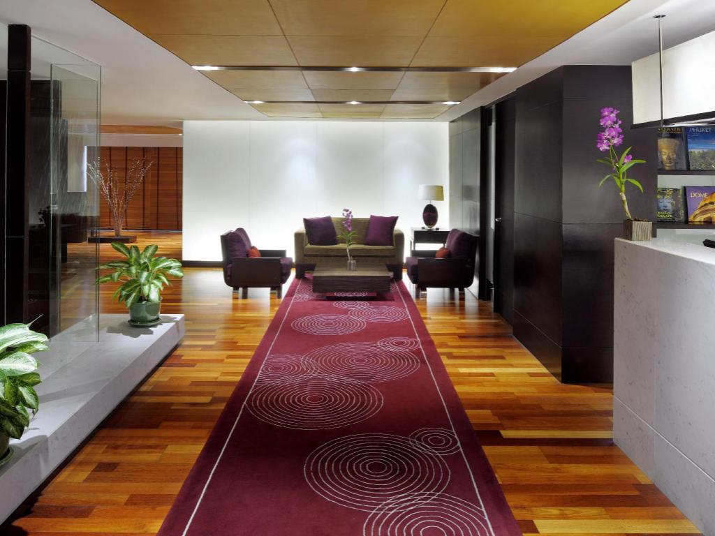 ルブア アット ステイトタワー ホテル3