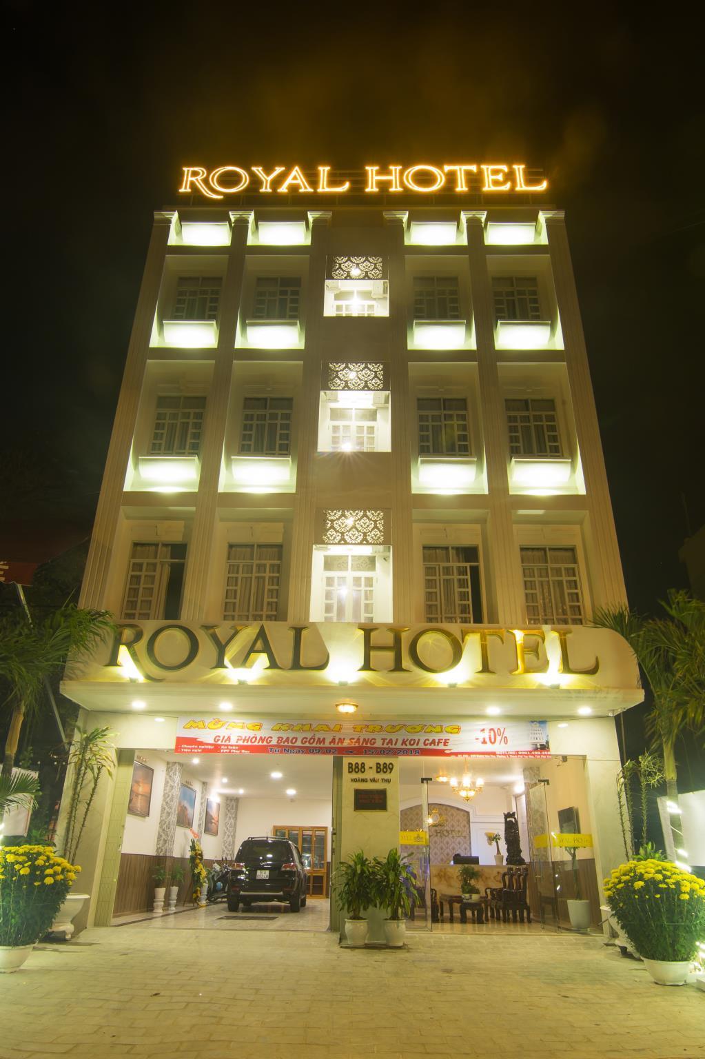 Royal Hotel, Tuy Hoa