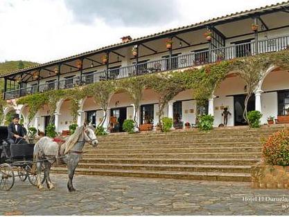 Hospederia Centro de Convenciones Duruelo, Villa de Leyva