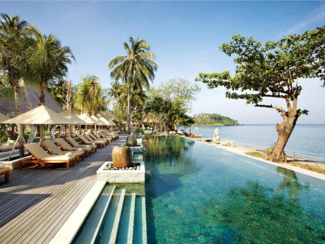 Hotel Gili Eco Villas Lombok