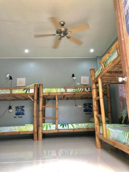 獅子魚背包客馬拉帕斯庫瓦飯店