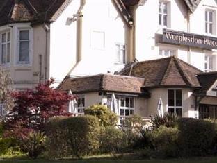 Worplesdon Place Hotel, Surrey