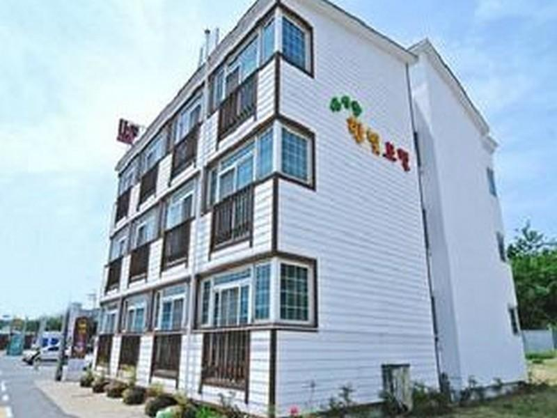 Hanbit Pension & Motel, Taean