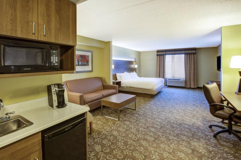 Holiday Inn Express Hotel and Suites Fort Wayne