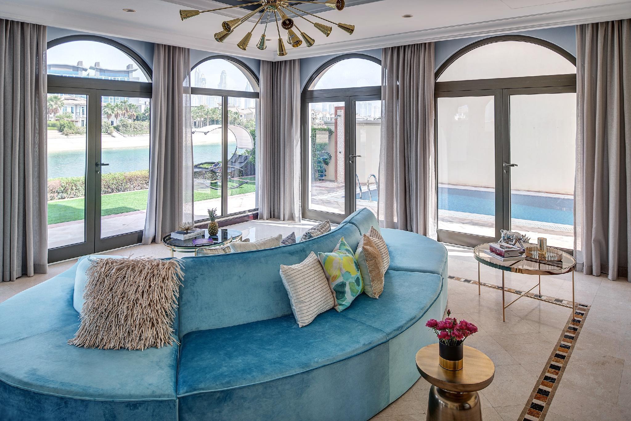 Dream Inn Dubai - Presidential Villa