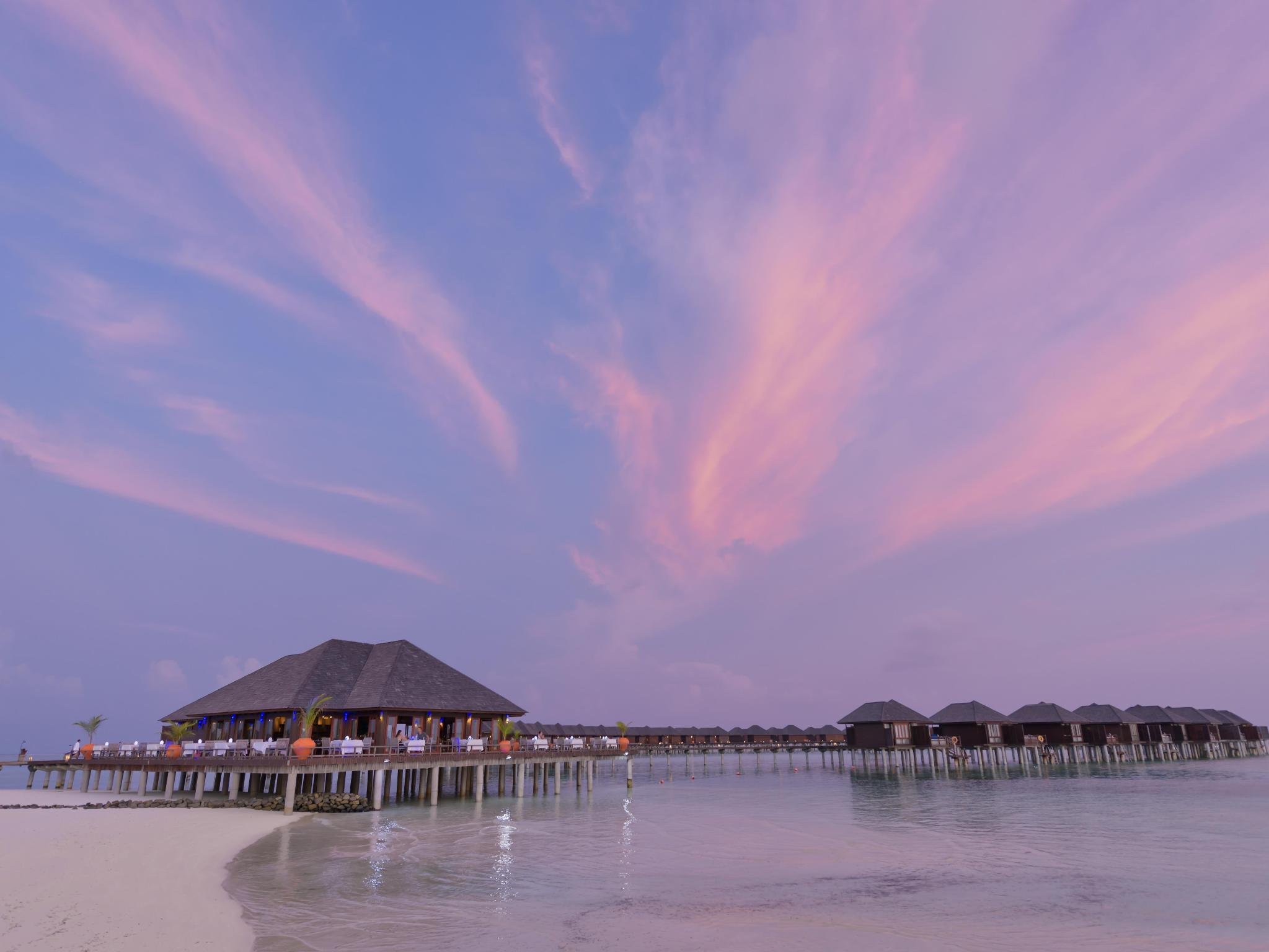 双鱼岛海滩温泉度假村
