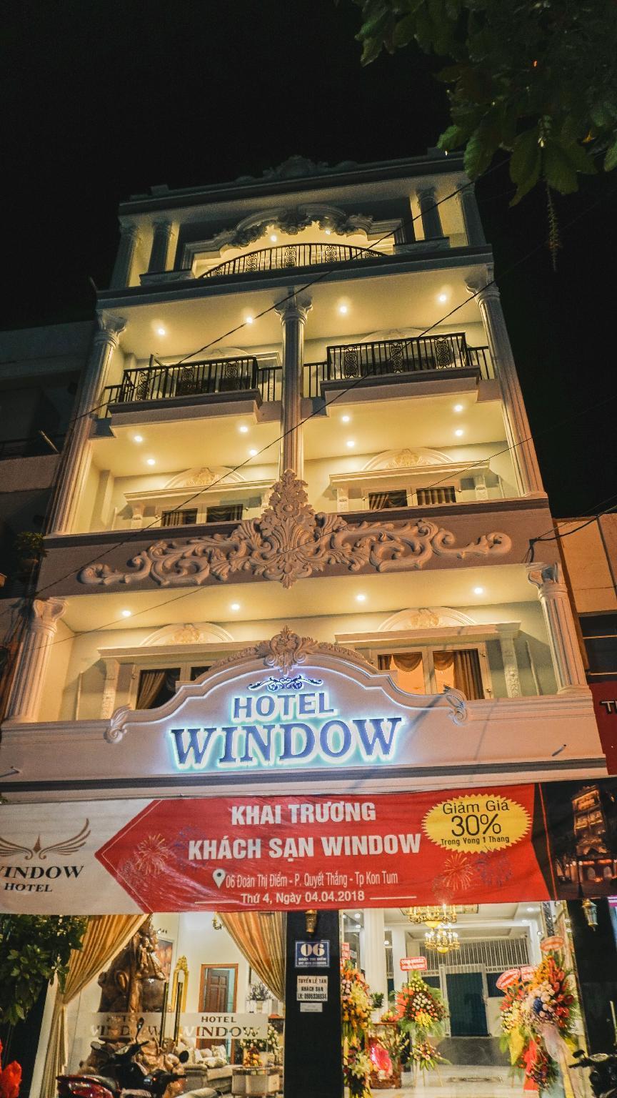 WINDOW HOTEL, Kon Tum