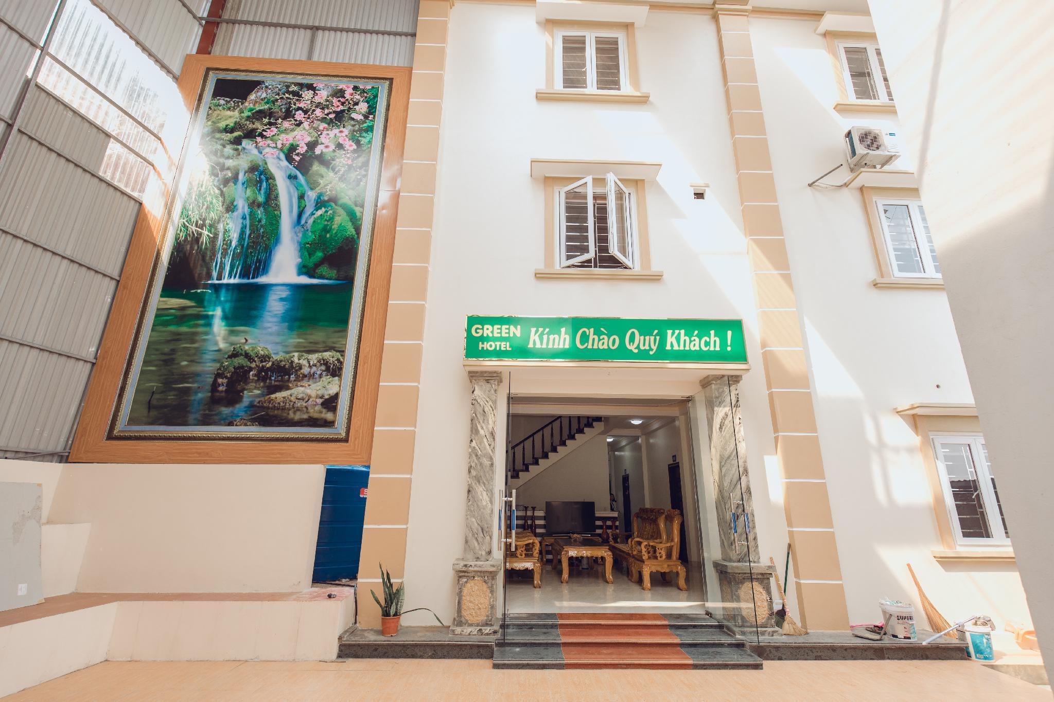 Green Hotel Moc Chau, Mộc Châu