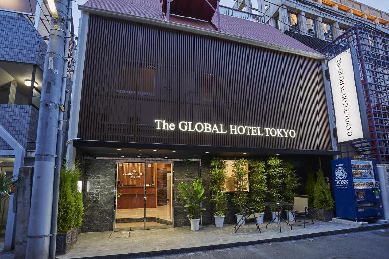 東京全球飯店