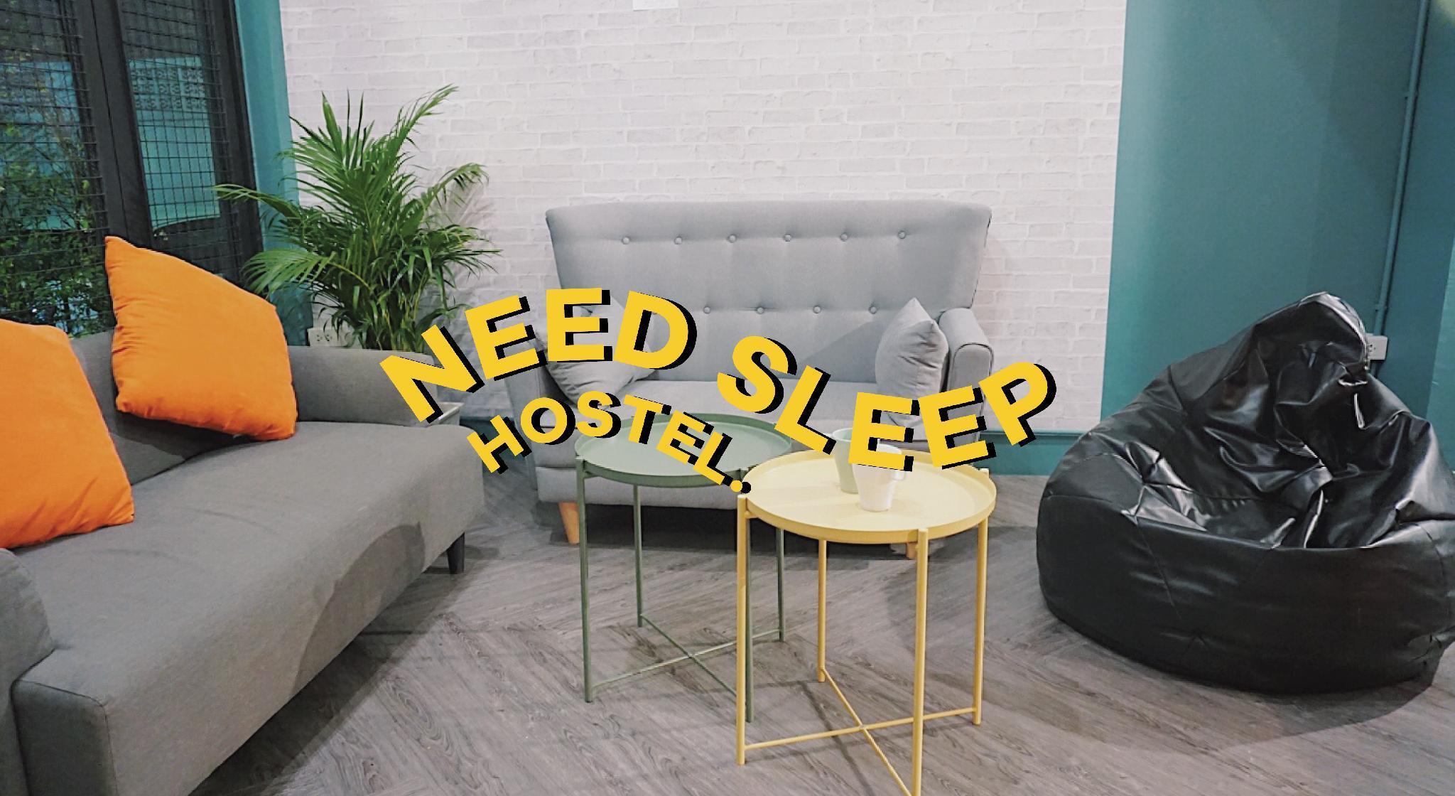 Need Sleep Hostel, Prakanong
