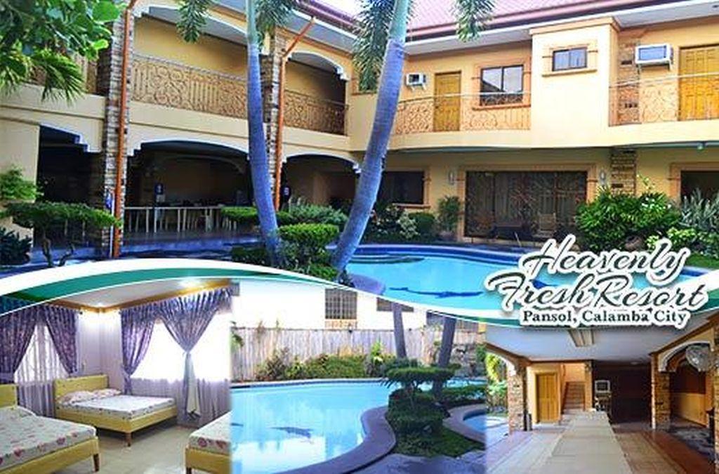 Heavenly Fresh Private Resort, Calamba City