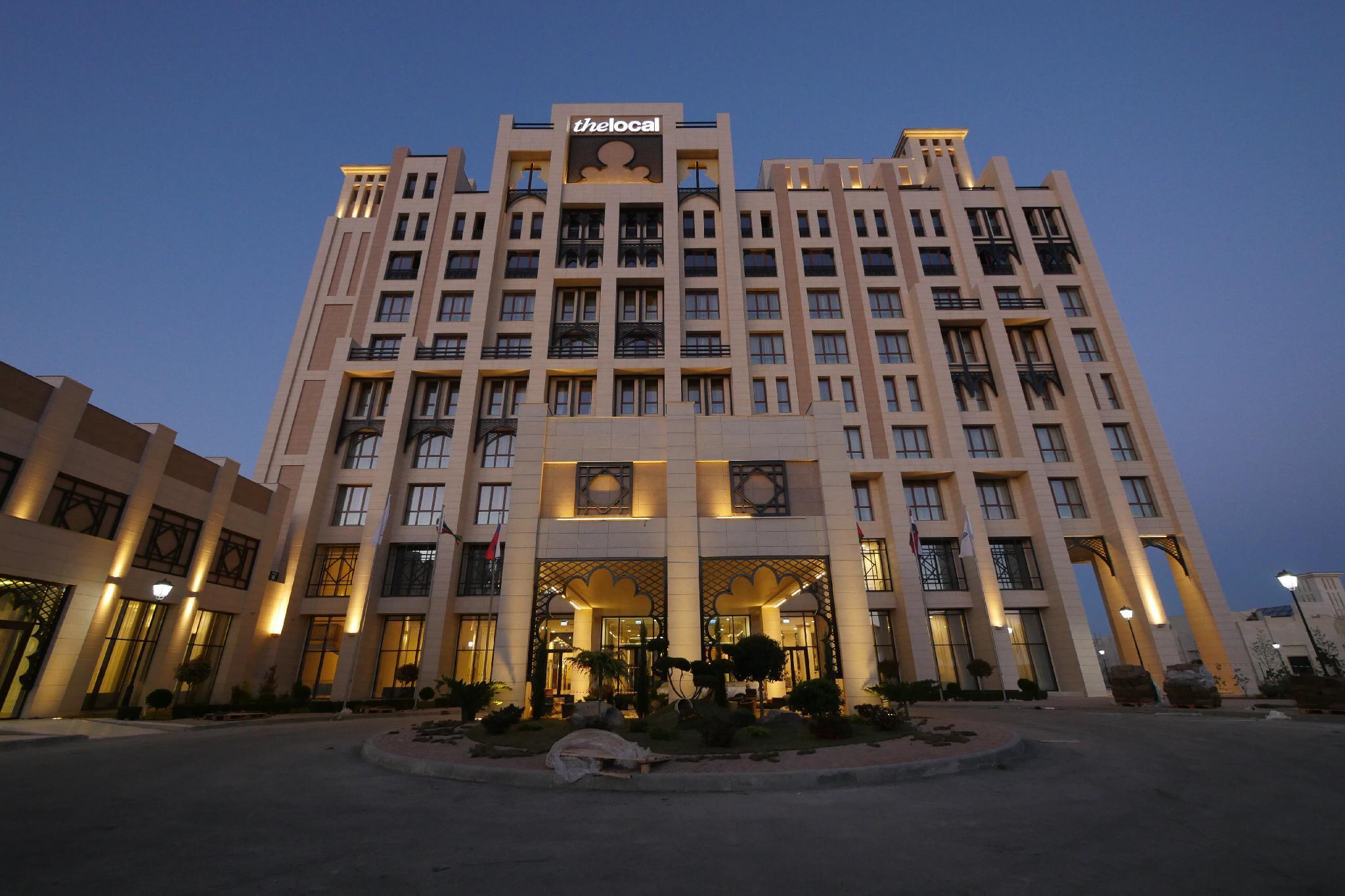 Thelocal Hotels Grozny, Groznyy