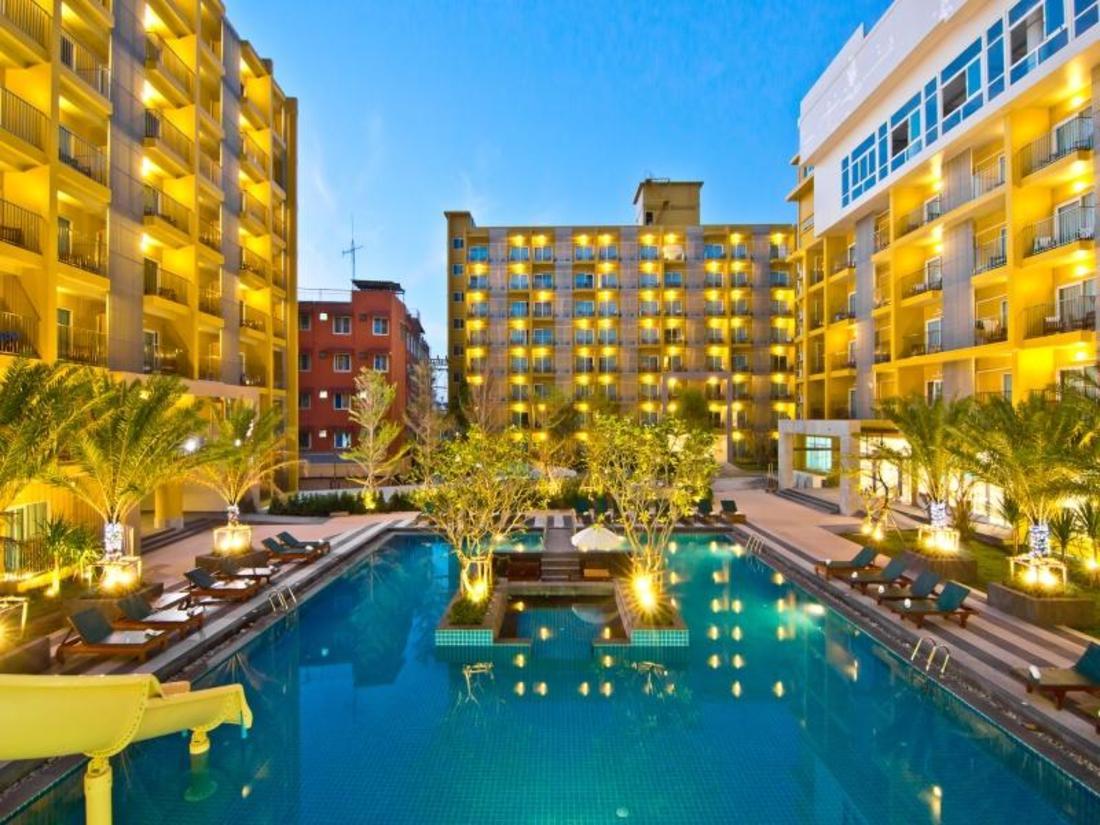 Gay hotels at bangkok and pattaya