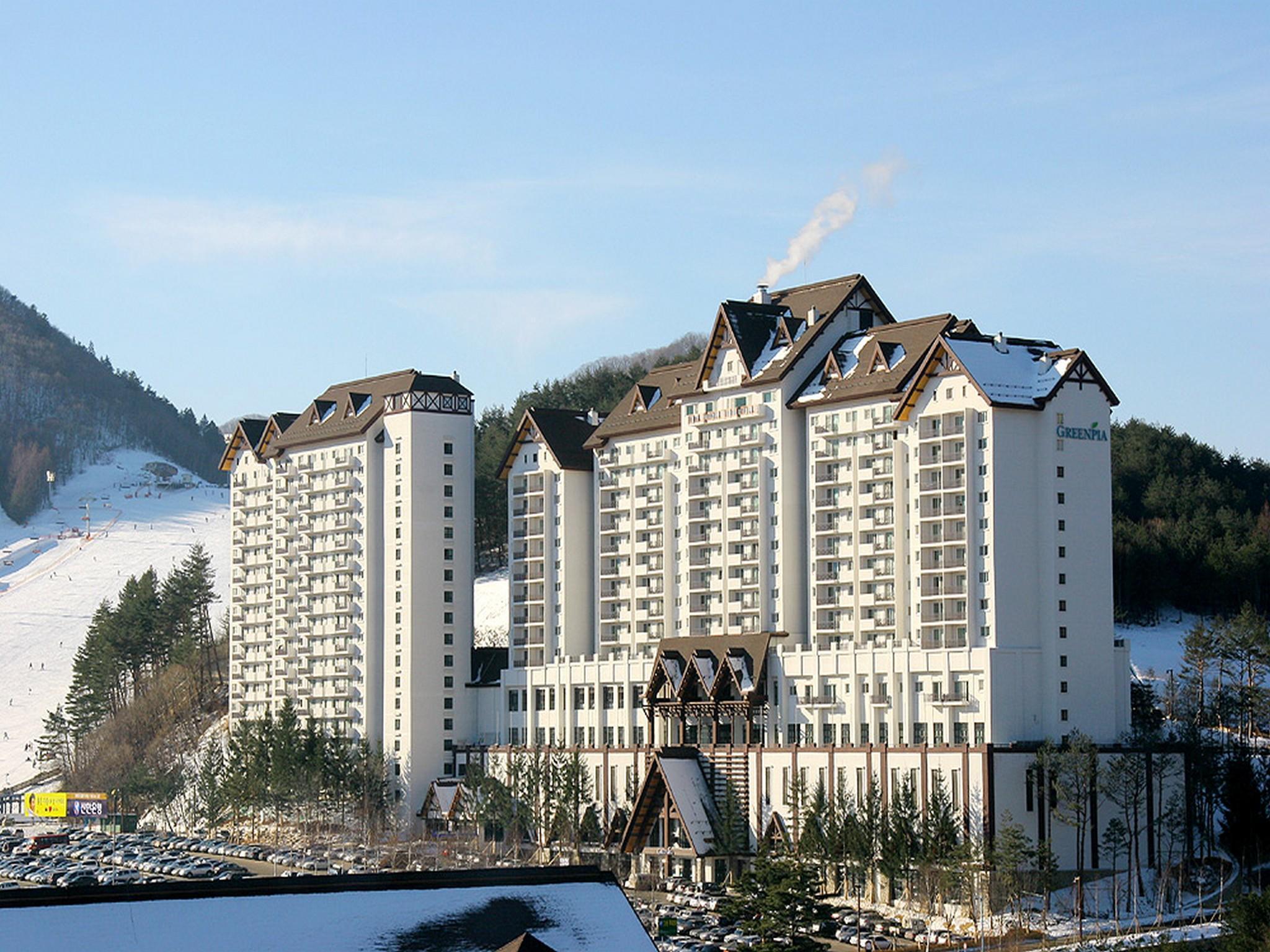 Yongpyong Resort Greenpia Condo, Pyeongchang