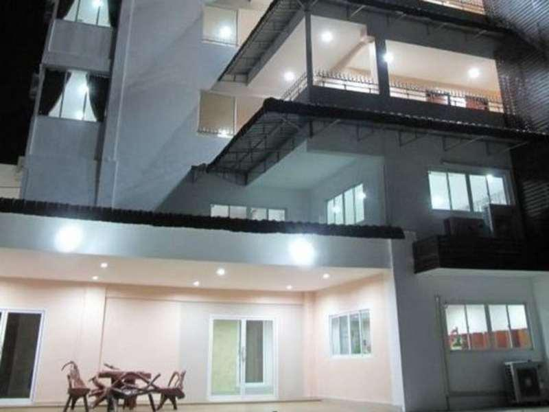 Pearl Residence Serviced Apartment, Prawet
