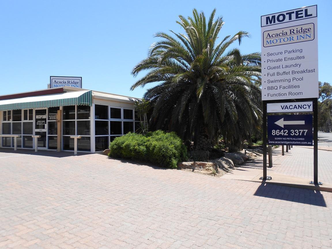 Acacia Ridge Motor Inn, Port Augusta