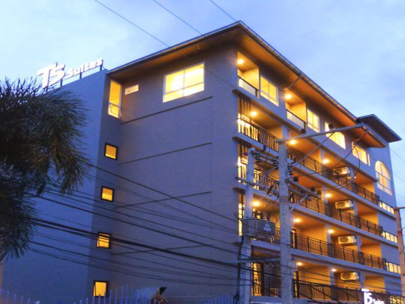 T5套房旅館