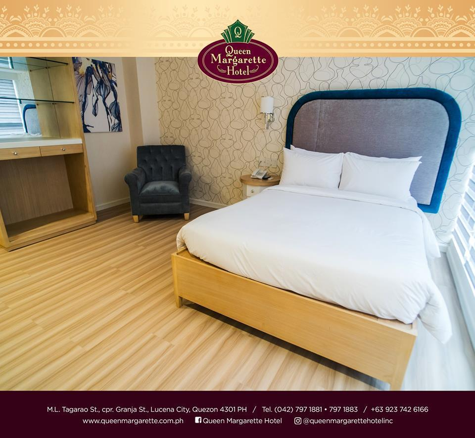 Queen Margarette Hotel Downtown, Lucena City