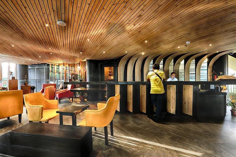 G1洛奇設計飯店
